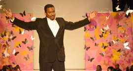 North Portland's Kenneth Doswell wins designer of the year at Full-Figured Fashion Week