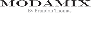 MODAMIX by Brandon Thomas